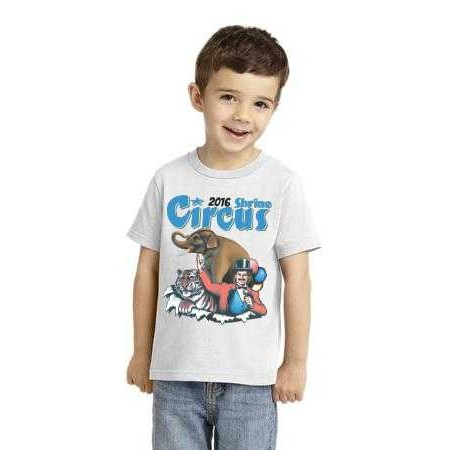 Kerak Shrine Circus - 2016 (Toddler/Infant Shirt)