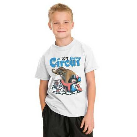 Kerak Shrine Circus - 2016 (Youth Shirt)